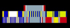 air force military ribbons in order of precedence