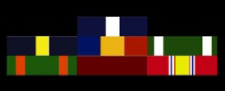 Navy Military Ribbons in order of precedence