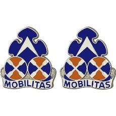 19th Aviation Battalion Unit Crest (Mobilitas)