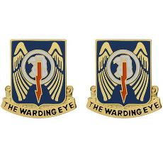 501st Aviation Regiment Unit Crest (The Warding Eye)