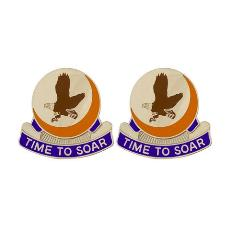 51st Aviation Group Unit Crest (Time to Soar)