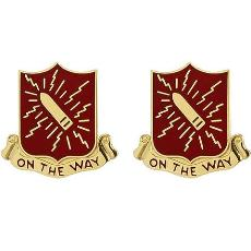 152nd Field Artillery Regiment Unit Crest (On the Way)
