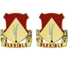 94th Field Artillery Regiment Unit Crest (Flexible)