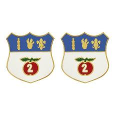 105th Infantry Regiment Crest