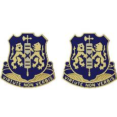 108th Infantry Regiment Crest