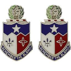 141st Infantry Regiment Crest