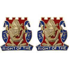 14th Infantry Regiment Crest