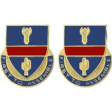 162d Infantry Regiment Crest