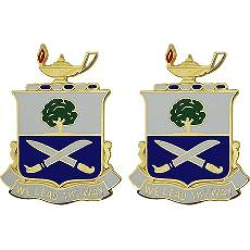 29th Infantry Regiment Crest