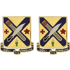 2d Iinfantry regiment crest