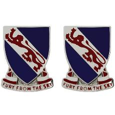 508th Infantry Regiment Crest