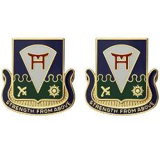 511th Infantry Regiment Crest
