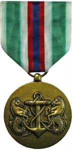 merchant marine expeditionary medal