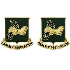 720th Military Police Battalion Unit Crest (Orderly Regulation)