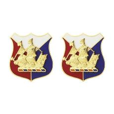 New York National Guard Unit Crest (No Motto)