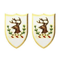 Vermont National Guard Unit Crest (No Motto)