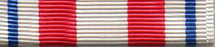 Coast Guard enlisted person of the year military ribbon