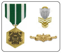 coast guard military medals military ribbons products and gifts