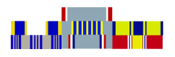 us air force military ribbon in order of precedence