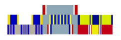 air force ribbons in order of precedence