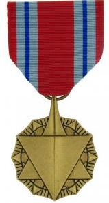 Air Force Combat Rediness Full Size Military Medal
