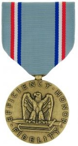 Air Force Good Conduct Full Size Military Medal