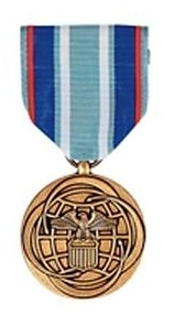 Air and Space Campaign Full size Military Medal