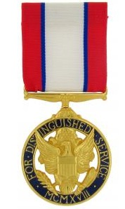 Army Distinguished Service Full Size Military Medal