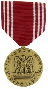 Army Good Conduct Military Medal