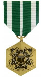 coast guard commednation medal