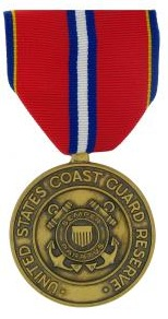 coast guard reserve good conduct medal