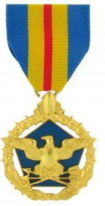 Defense Distinguished Service Full Size Military Medal