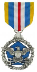 Defense Superior Service Full Size Military Medal