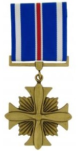 Distinguished Flying Cross full size military Medal