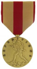 marine corps expeditionary full size military medal