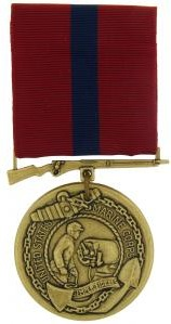 marine corps good conduct full size military medal
