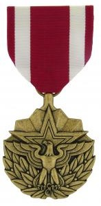 meritorious service full size military medal