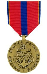 Naval Reserve Meritotious Service Medal