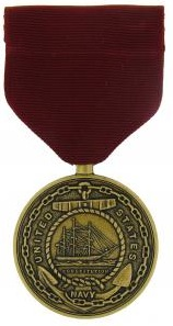 Navy Good Conduct Military Medal
