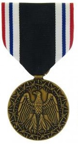 Prisoner of War Full Size Military Medal