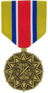Reserve Components Achievement Medal Army