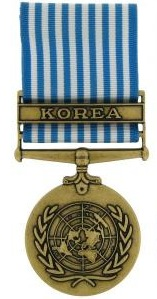 United Nations Service Full Size Military Medal