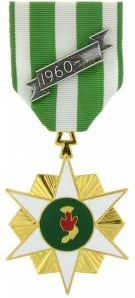 Vietnam Campaign Full Size Military Medal