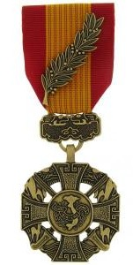 Vietnam Gallantry Cross Full Size military medal
