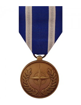 Military Ribbons Nato non article 5 Medal military medals and