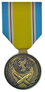 rok korean war service military medal