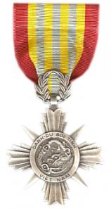 republic of vietnam armed forces honor 2c military medal