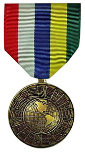 inter american defense medal