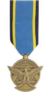 Aerial Achievement Miniature Military Medal