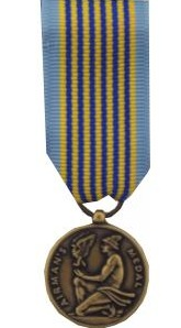 Airmans Medal Miniature Military Medal